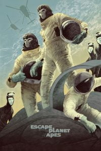ESCAPE FROM THE PLANET OF THE APES streaming online free